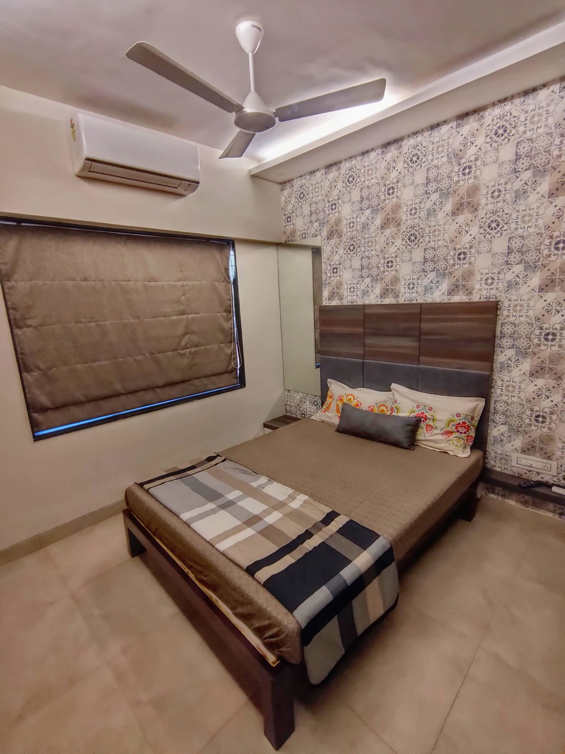 HAVE Villa 17 - Bedroom with AC