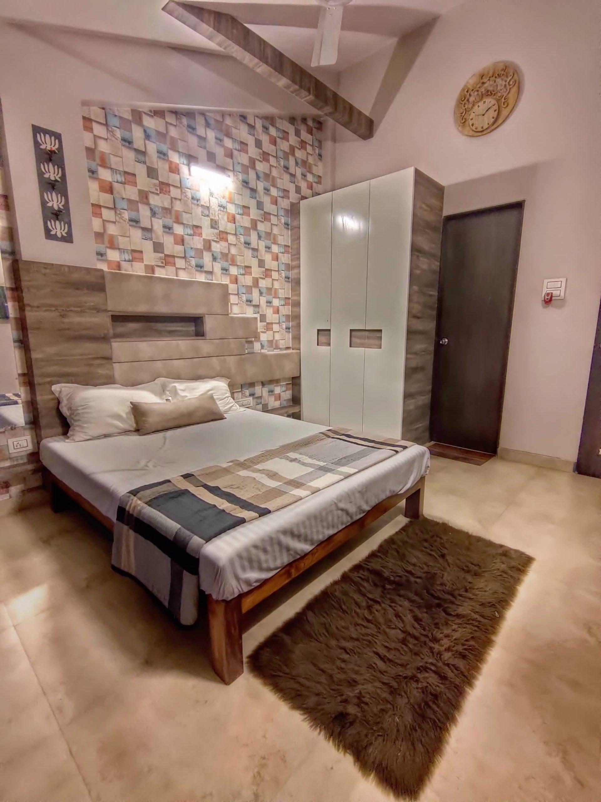 HAVE Villa 12 - Bedroom with Wardobe
