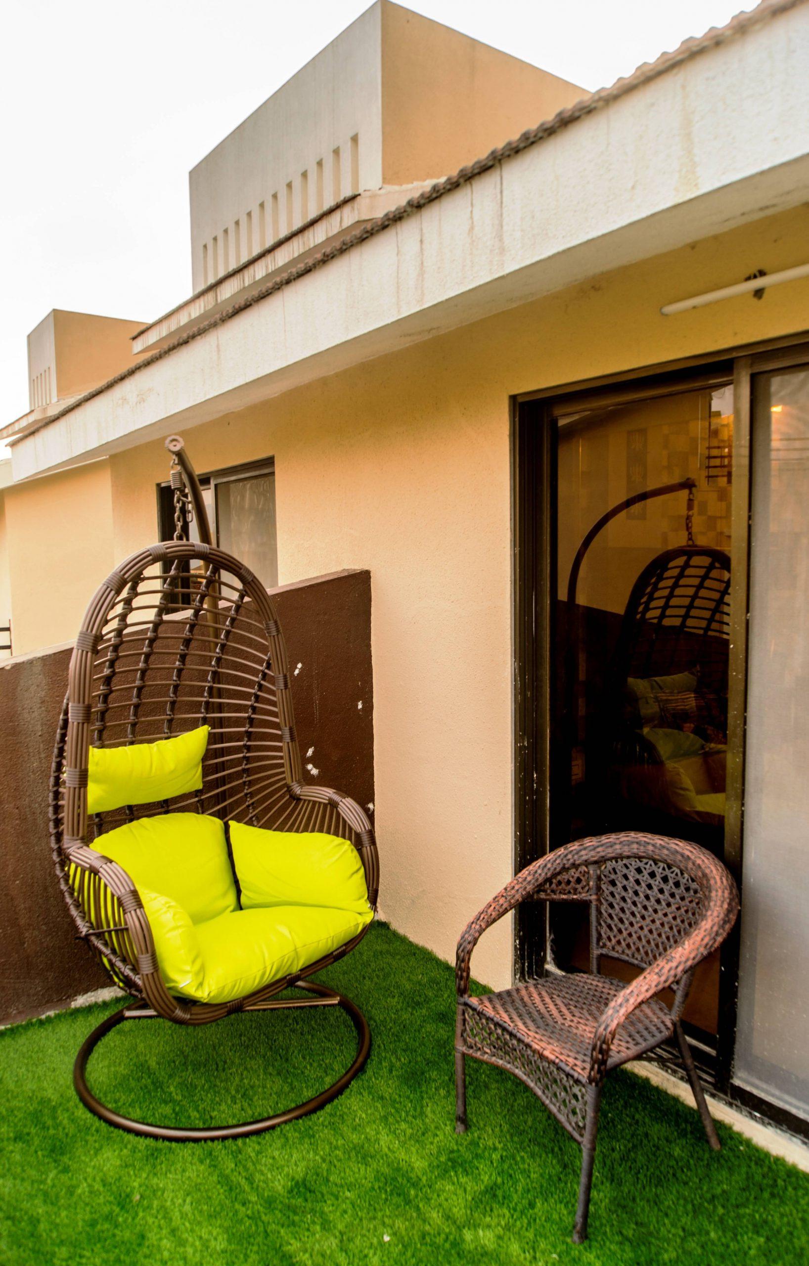 HAVE Villa Balcony