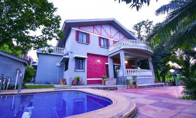 HAVE Villa TU 4BHK with Swimming Pool at Tungarli, Lonavala