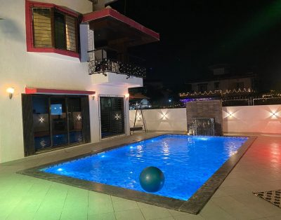HAVE VILLA HS GV EK – 3Bhk at Gold Valley in Tungarli with Swimming Pool