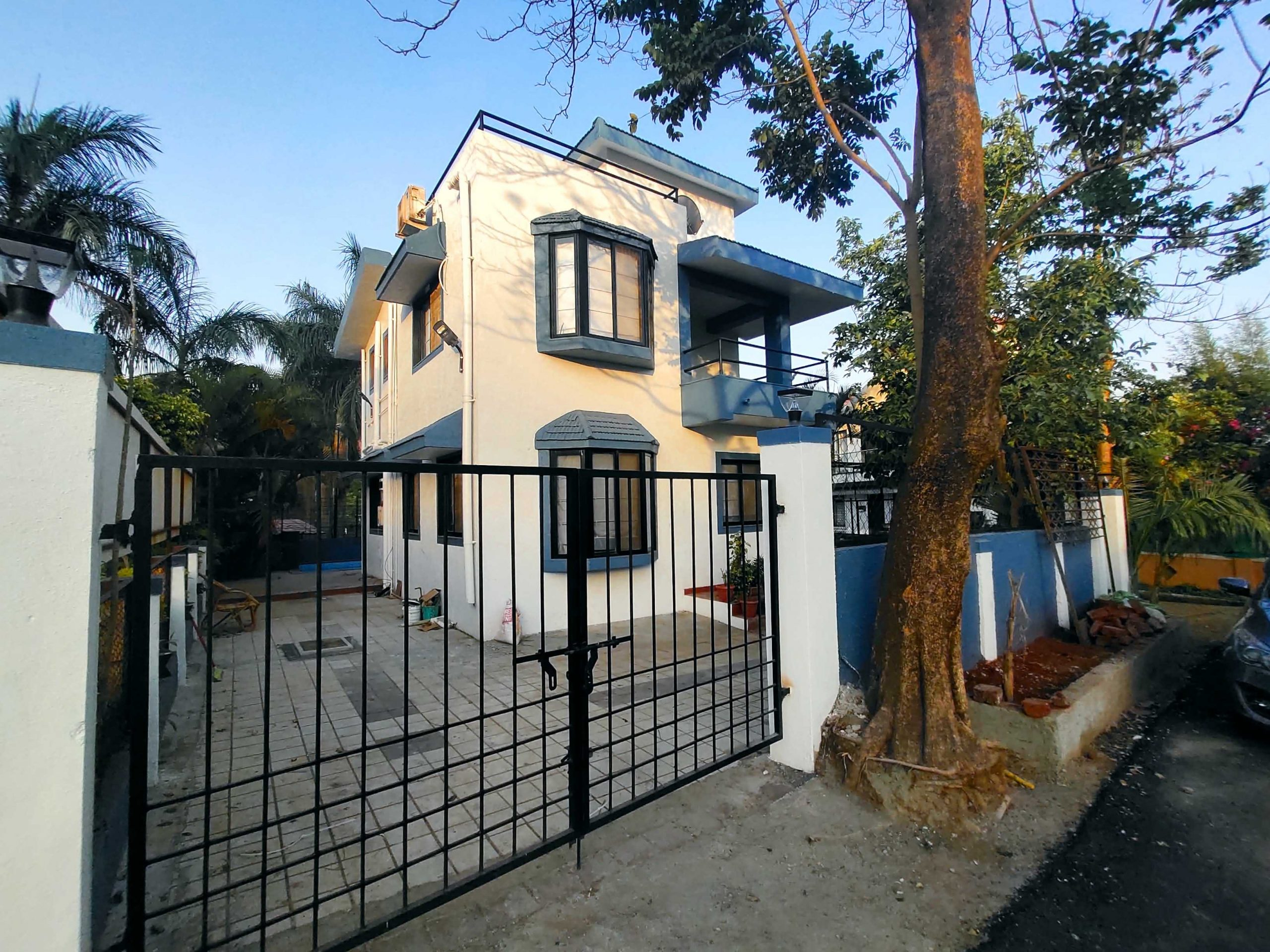 HAVE Hillcrest YW GV 3BHK Villa with Swimming Pool in Gold Valley, Tungarli
