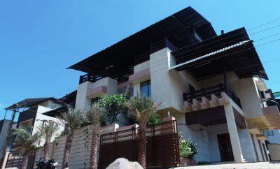 HAVE Villa GH VTA 4Bhk with Balcony Swimming pool at Varsoli, Lonavala